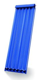 Solarkollektor Röhre Vaciosol CPC Vakuum-Röhrenkollektor