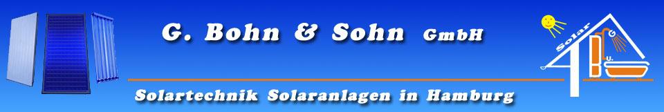 Solaranlagen Hamburg